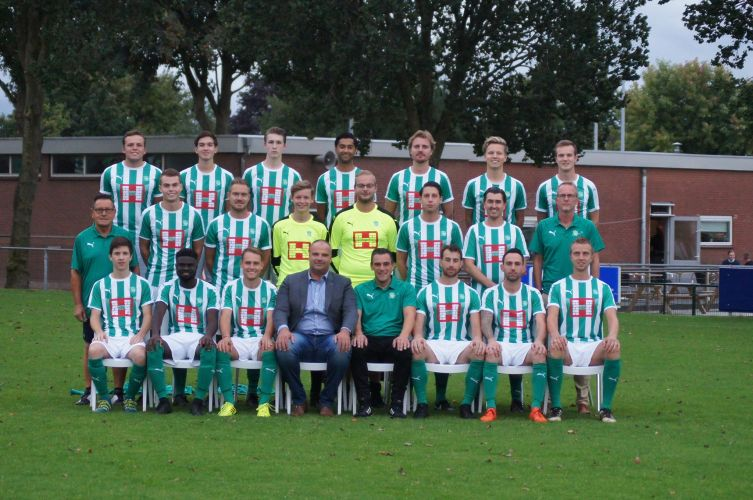 Teamfoto: Heren 1